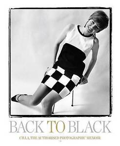 Very Good, Back to Black: Cilla. The Authorised Photographic Memoir, Cilla Black