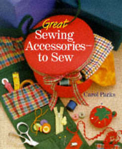 Great Sewing Accessories--To Sew-ExLibrary