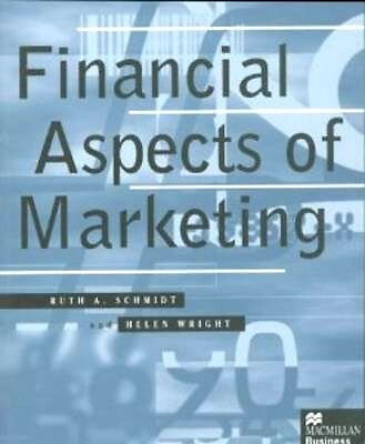 Financial Aspects of Marketing Text Book for sale!