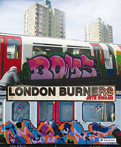 London Burners by Jete Swami Paperback - York, United Kingdom - London Burners by Jete Swami Paperback - York, United Kingdom