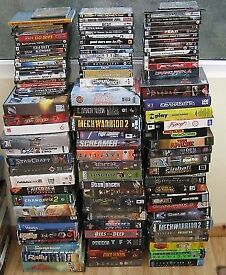 WANTED PC GAMES New and old !!!