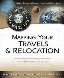 Mapping Your Travels and Relocation: Finding the Best Place for You by Maritha P
