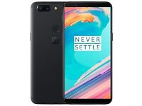 OnePlus 5t 128gb and 8 GB ram version 8 months old, will update photos