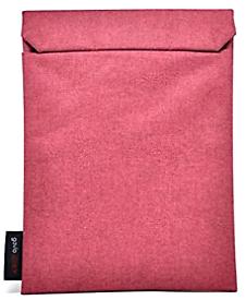 "Gavio Plush Envelope Sleeve case for 7 ""to 8"" tablet burgundy"