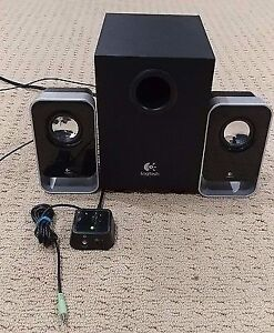 Logitech Computer speakers - With sub-woofer