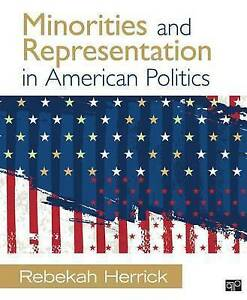 Minorities And Representation In American Politics