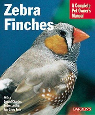 Zebra Finches by Hans J. Martin