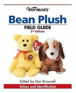 Warmans-Field-Guide-Bean-Plush-Values-and-Identification-by-Dan-Brownell