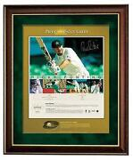 Ricky Ponting Signed