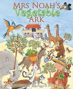 Mrs. Noah's Vegetable Ark ' Lavis, Steve