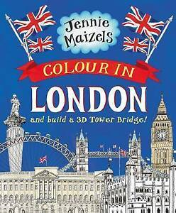 Colour In London, Maizels, Jennie, New Book
