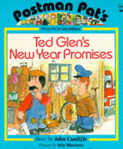 Ted Glen's New Year Promises (Postman Pat Tales from Greendale), Good Condition