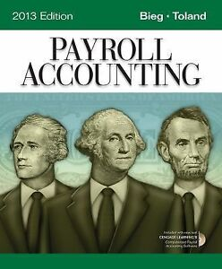 Payroll Accounting 2014 (with Computerized Payroll Accounting Software ...