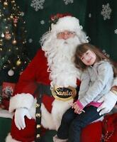 Santa Claus for Office or Home Visits