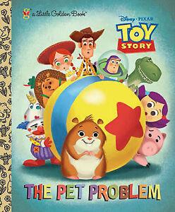 NEW The Pet Problem (Disney/Pixar Toy Story) (Little Golden Book)