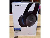 BOSE QC25 Headphones Brand new Noise cancelling