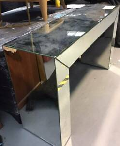 Art Deco mirror credenza hall or dressing table Turrella Rockdale Area Preview