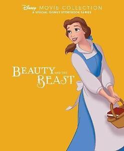 Disney Movie Collection Beauty & the Beast, Disney, New Book