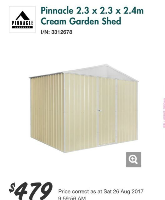 Garden Shed Sheds Storage Gumtree Australia Joondalup Area Woodvale  1157869221