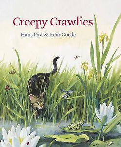 NEW Creepy Crawlies by Hans Post