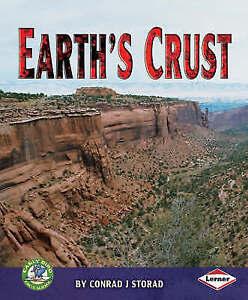 Early Bird Earth Science: Earth's Crust,Conrad Storad,New Book mon0000013657