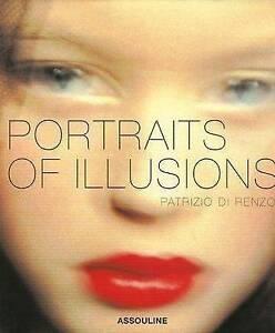 Portraits of Illusions Renzo Patrizio Di New Book - Hereford, United Kingdom - Portraits of Illusions Renzo Patrizio Di New Book - Hereford, United Kingdom