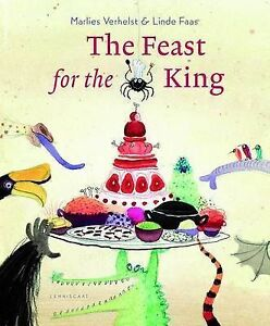 The Feast for the King By Verhelst, Marlies -Hcover
