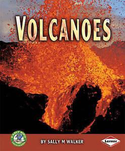 Early Bird Earth Science Set 2: Volcanoes, Sally Walker, New Book