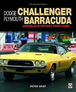 Dodge Challenger amp Plymouth Barracuda by Peter Grist  Paperback Book  97817871 - Leicester, United Kingdom - Dodge Challenger amp Plymouth Barracuda by Peter Grist  Paperback Book  97817871 - Leicester, United Kingdom