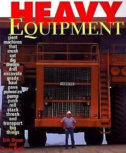 Heavy-Equipment-by-Buzzy-Keith-and-Erik-Bruun-1998-Hardcover-Teachers