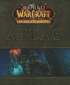 Image Is Loading World Of Warcraft Cataclysm Atlas BradyGames Book Good