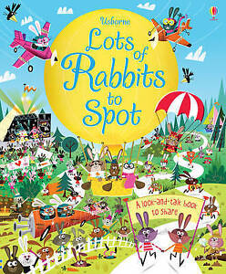 Lots of Rabbits to Spot ' Stowell, Louie