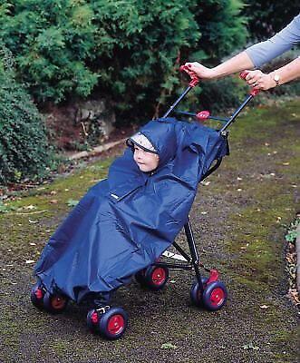 Clippasafe Baby/Toddler buggy rain cover/poncho