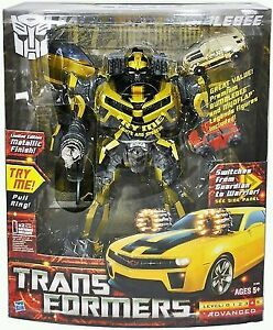 VERY RARE Costco Ltd Ed Battle Ops Gold Bumblebee In Sealed Box