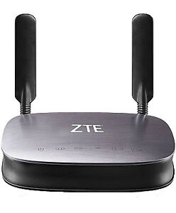 Cellular Mobile Hotspot - ZTE-MF275R-Turbo-Hub