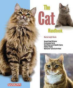 Cat Handbook by Karen Leigh Davis (Paperback, 2010)