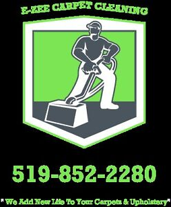 Quality Carpet Cleaning and Flood Services London Ontario image 1