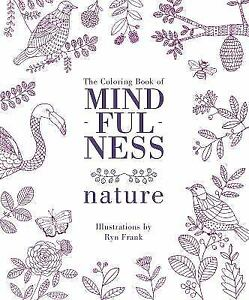 Image Is Loading The Coloring Book Of Mindfulness Nature