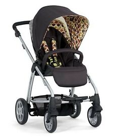 Pram push chair mama and papas SOLA sold