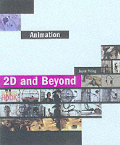 2-D Animation, Pilling, Jayne, Good Used  Book