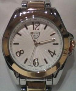 NEW Picard & Cie Two Tone Watch (Nora Model)