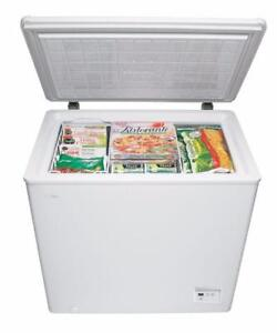 New - Danby 5.1 cu. ft. Chest Freezer - $235 - DCF051A2WDD