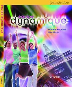 Equipe Dynamique: Students' Book Foundation by Sue Finnie, Daniele Bourdais...
