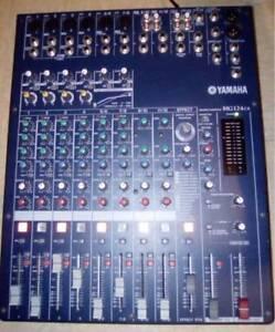 Yamaha Mixer console MX12cx Cootamundra Cootamundra Area Preview