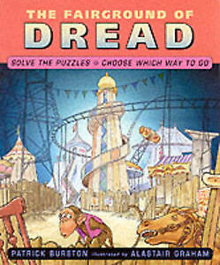 The Fairground of Dread (Gamebook)-ExLibrary