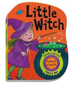 Spooky Sounds: Little Witch Very Good Book
