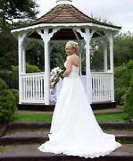 Used Wedding Dress Size 14
