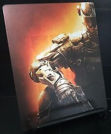 Call Of Duty Black Ops III 3 (In limited edition Steelbook case)
