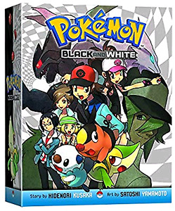 Pokemon Black and White Box Set 1: 1, 2, 3, 4, 5, 6, 7 and 8