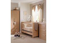 Mamas & Papas 3-piece nursery set